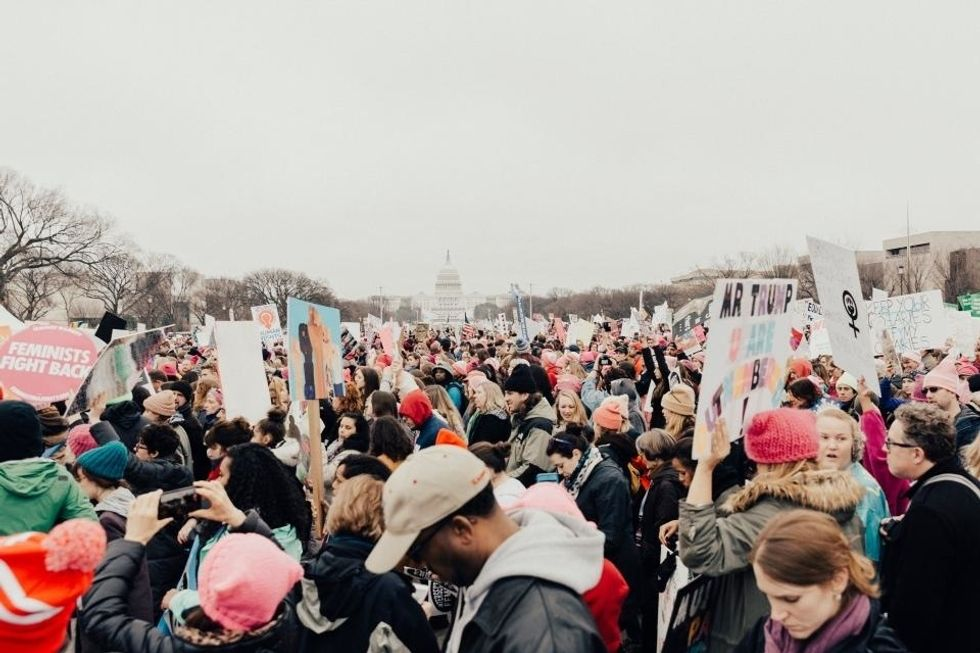 DC Women's March