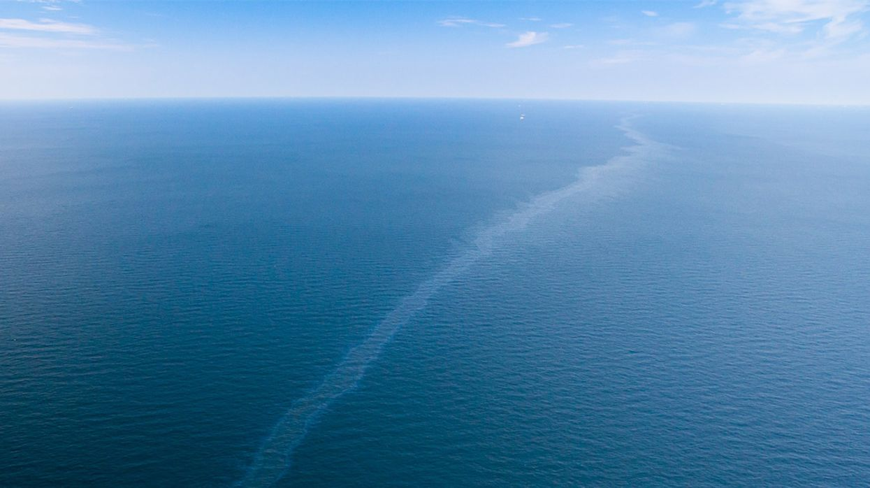 The Largest U.S. Oil Spill You've Probably Never Heard of Is Still Leaking After 14 Years