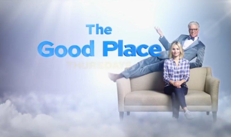 5 Reasons 'The Good Place' Should Be Next On Every College Kid's Netflix Queue