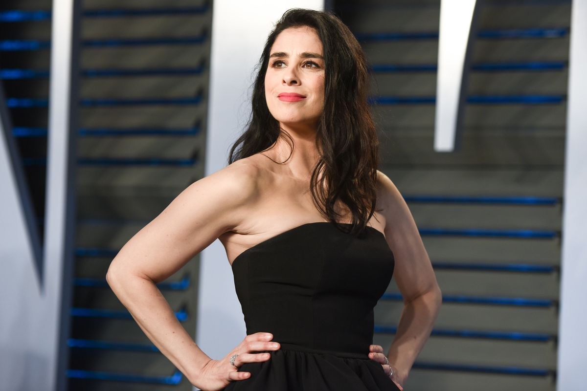 Sarah Silverman Admits She Let Louis CK Masturbate in Front of Her