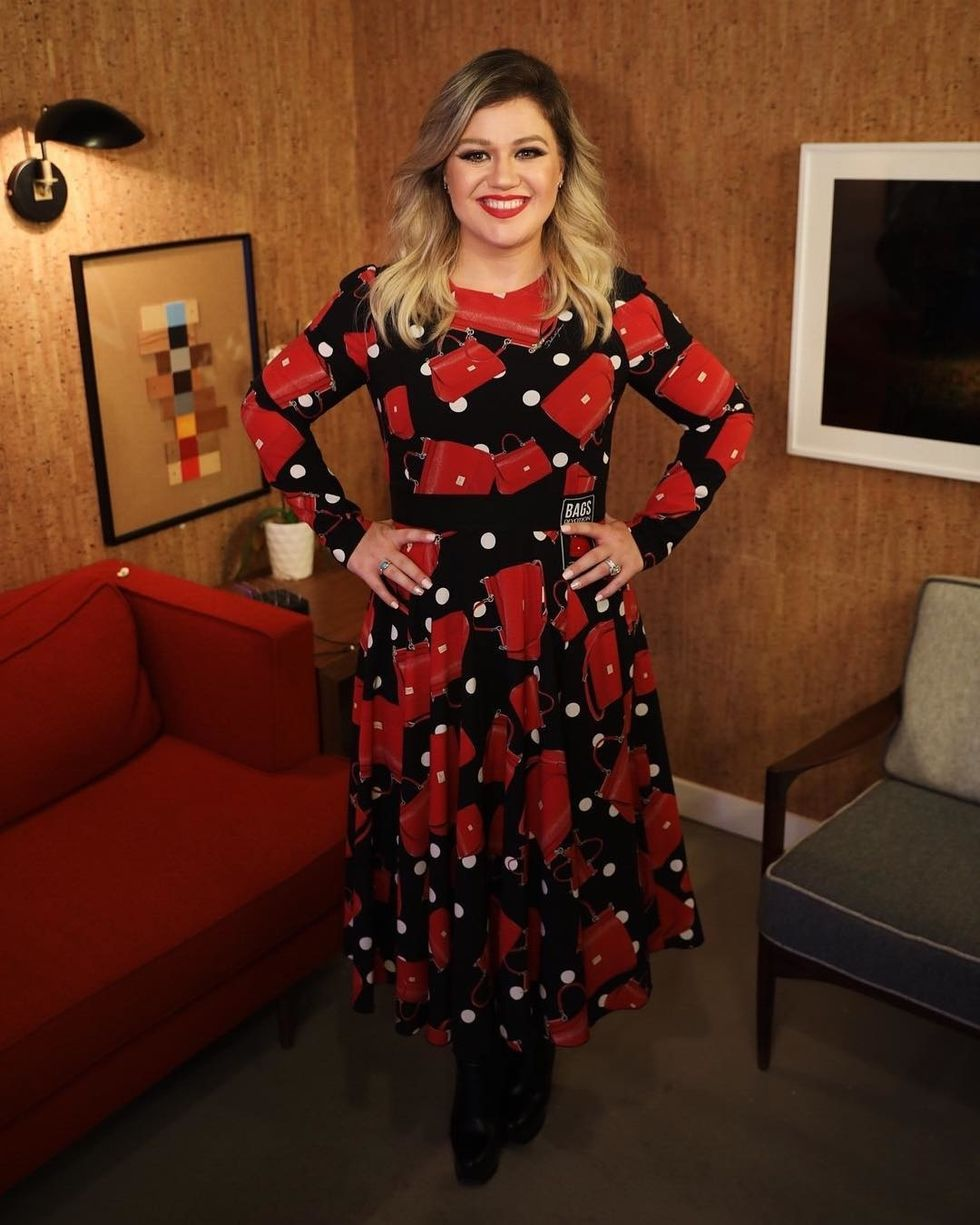 Eating Disorder Recovery, As Narrated By Kelly Clarkson's Biggest Hits