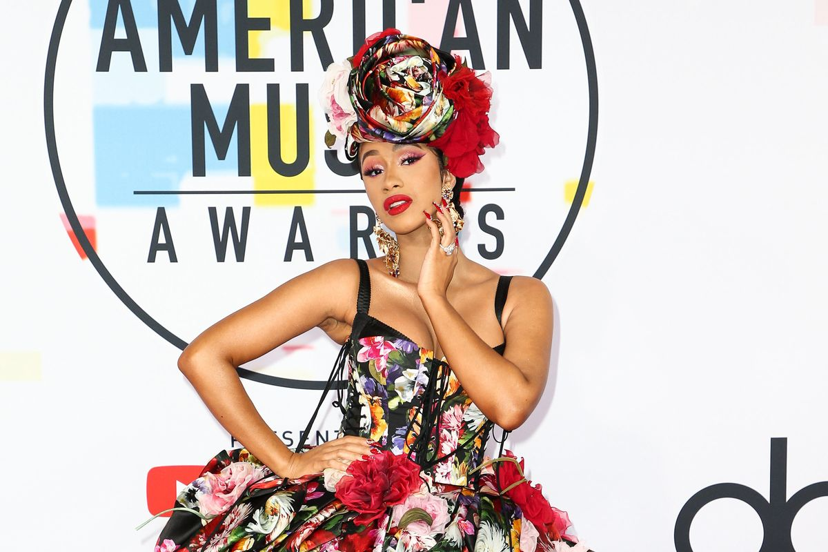 Cardi B Is Not Above Doing Bar Mitzvahs