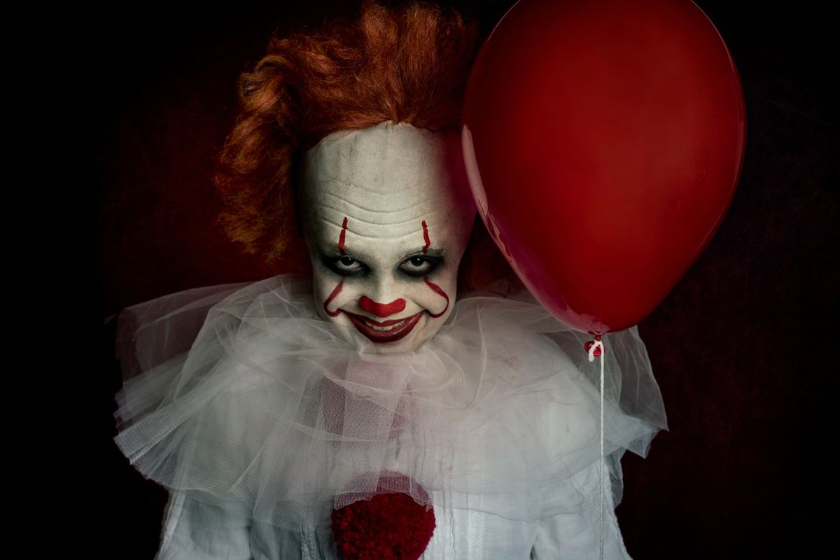 U.S. City Bans Evil, Scary Clowns From Halloween Party