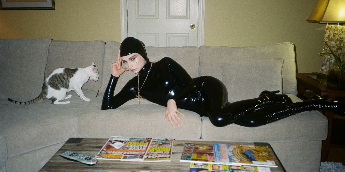Boo Ah! Kim Petras Gets Spooky With Halloween Icon Elvira