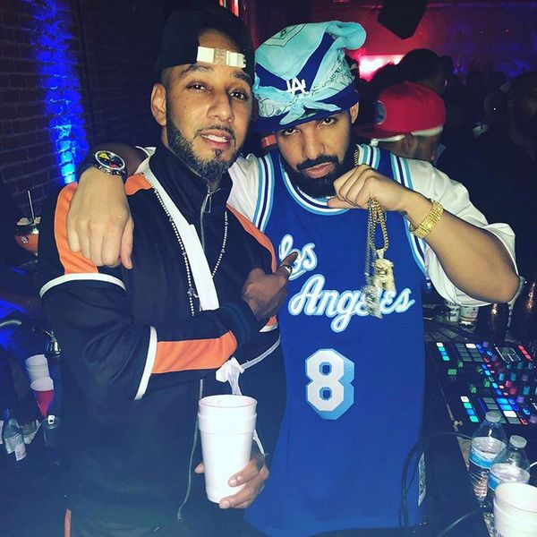 Inside Drake's Scarily Accurate 2000s-Themed Birthday Party