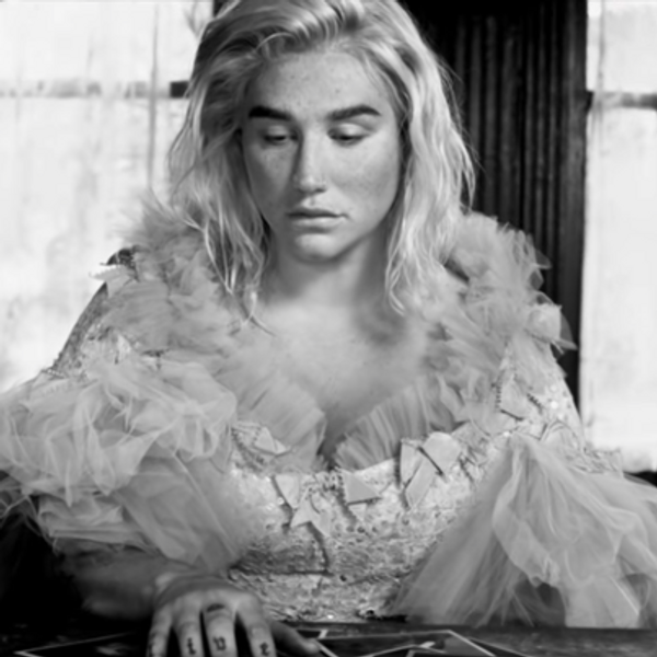 """Watch Kesha Play Harmonica In Her """"Here Comes The Change"""" Video"""