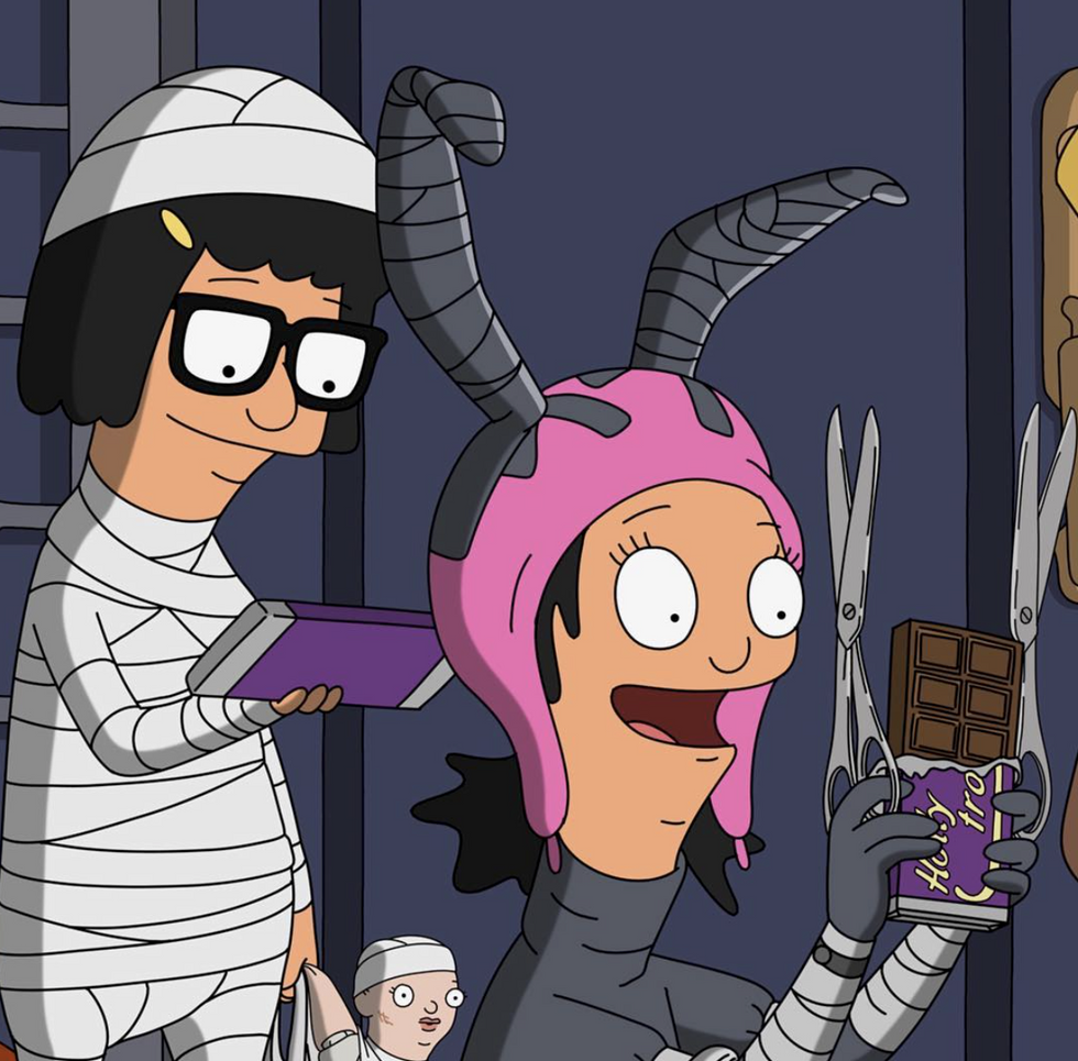 All Of The 'Bob's Burgers' Halloween Episodes Ranked To Get You In The Halloween Spirit