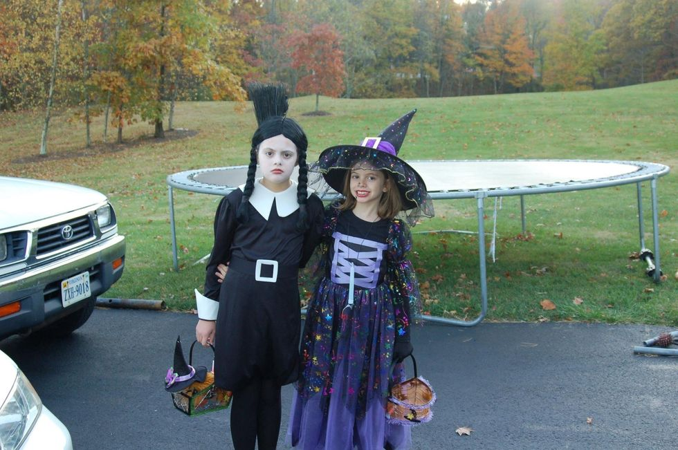 15 Signs You're The Girl Who Loves Halloween So Much It's Scary