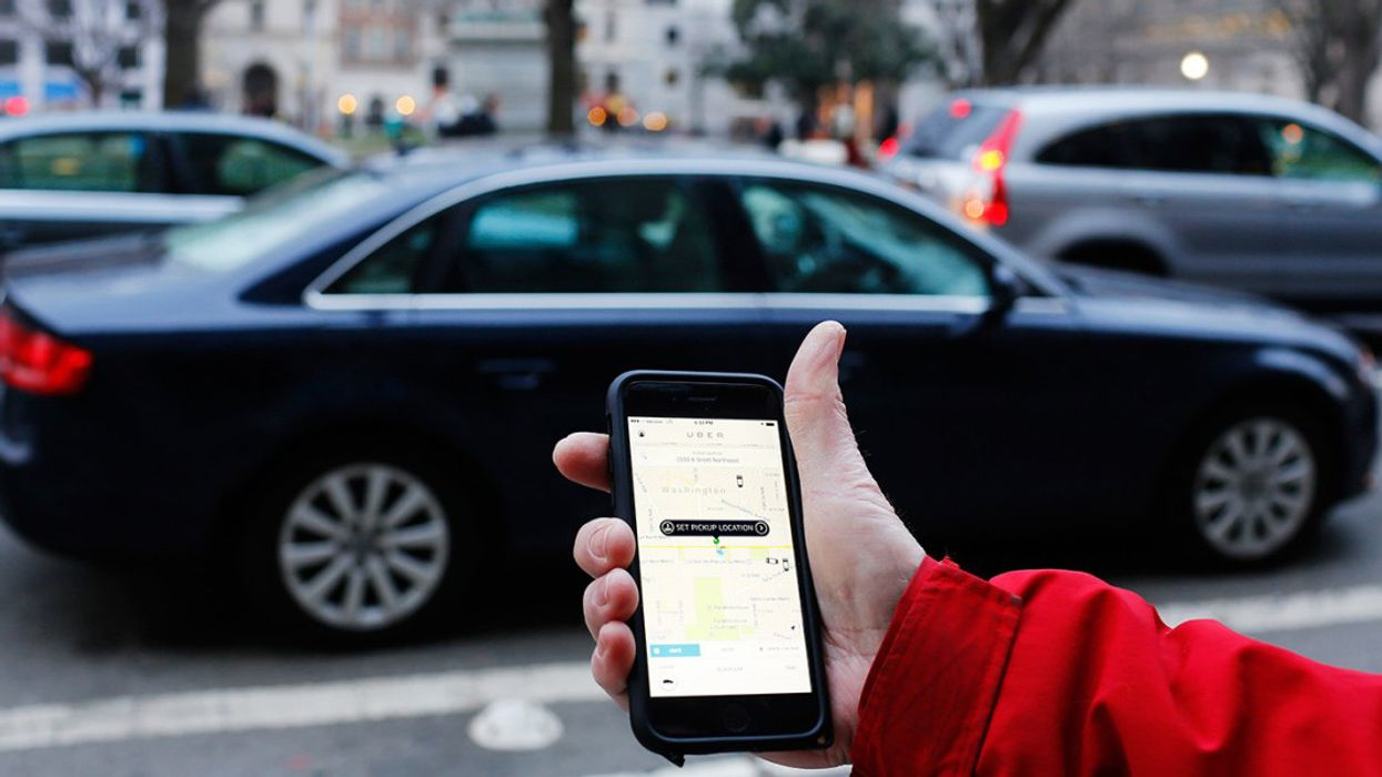 Can Uber and Lyft Be a Climate Solution?