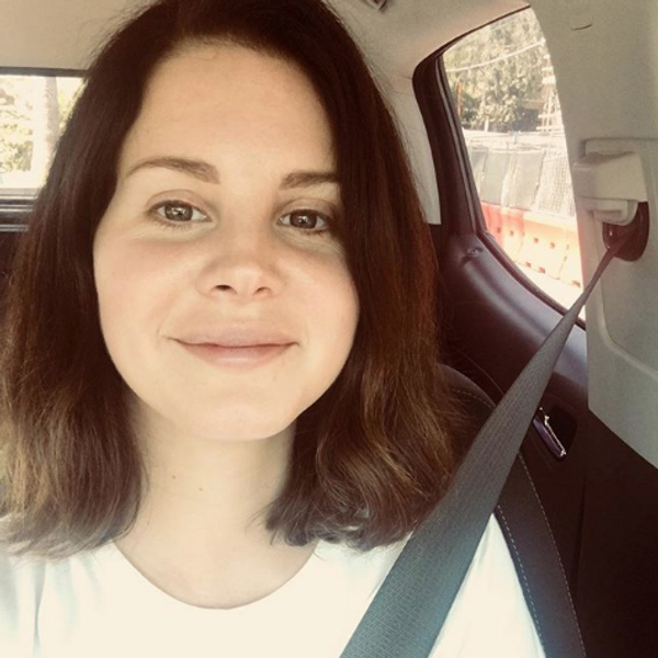 Lana Del Rey Shares a Snippet of 'Sylvia Plath'