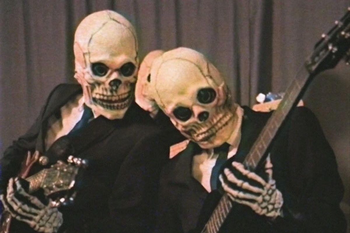 Gerard Way Just Dropped a Pop-Punk Halloween Anthem