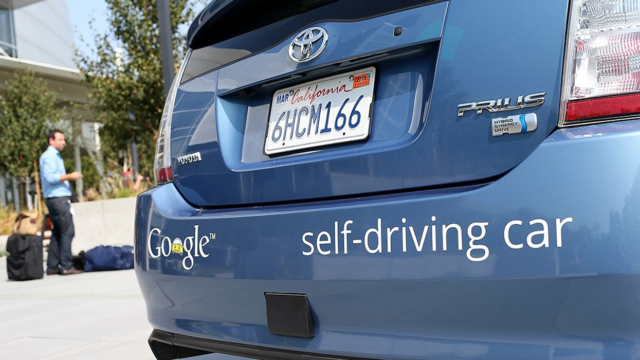 Self-Driving Cars Could Cause More Pollution – Unless Electric Grid Transforms Radically