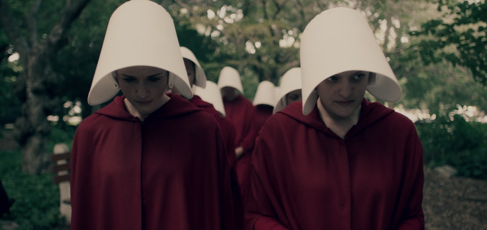 5 Chilling Ways 'The Handmaid's Tale' Parallels The Rape Culture We Live In
