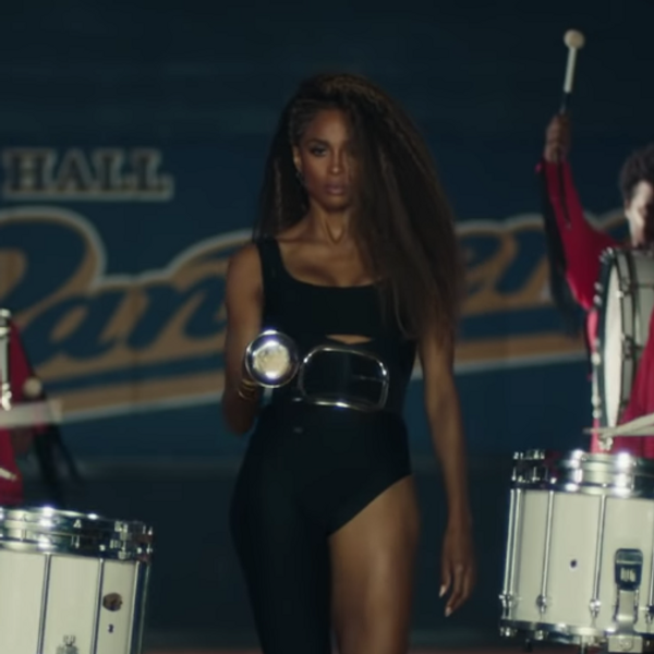 Ciara Leads the Ultimate Pep Rally for Dazzling 'Dose' Video