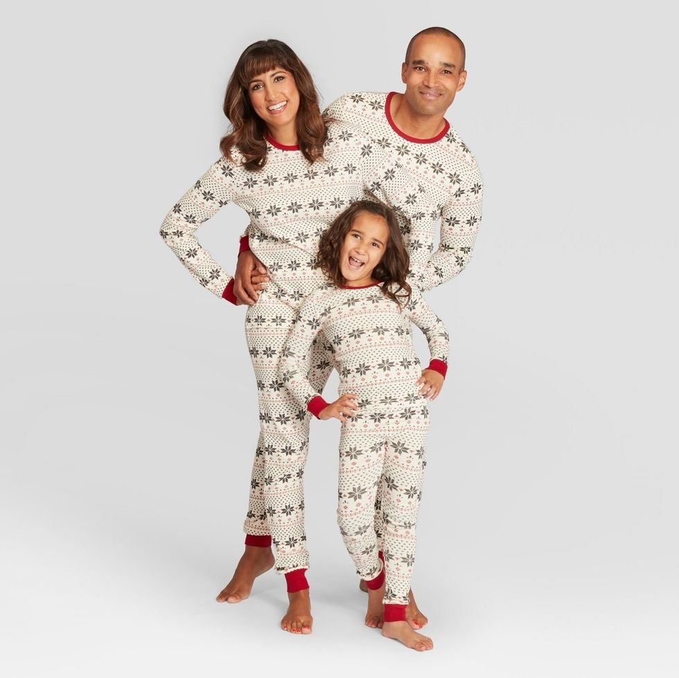 724d349bc Burt's Bees Baby Holiday Snowflake Family Pajamas Collection, Target,  $12.99-$39.99
