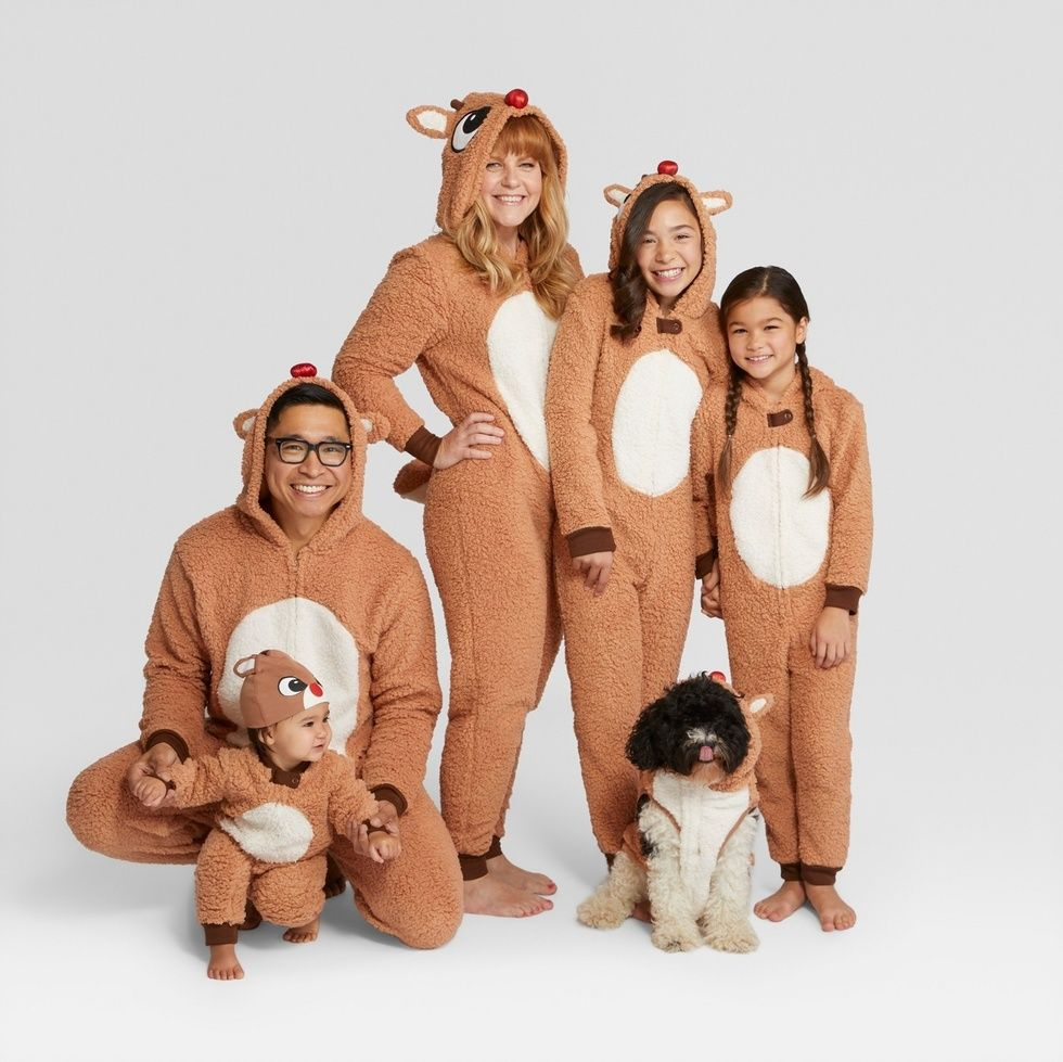 fda343226 Target's matching family Christmas 2018 PJ's just arrived—and you ...