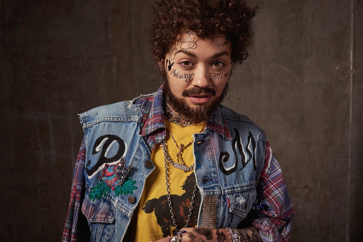 Rita Ora as Post Malone is Scary Good