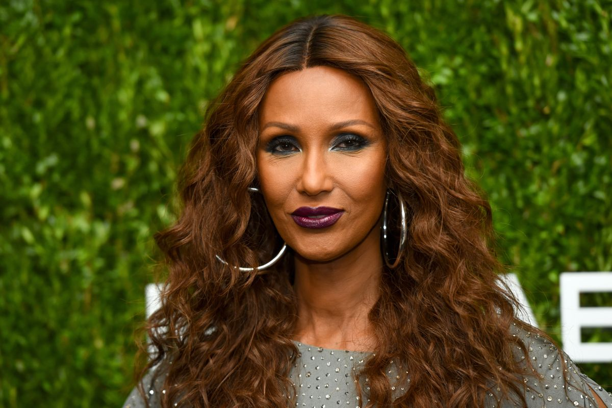 Iman Opens Up About David Bowie's Death