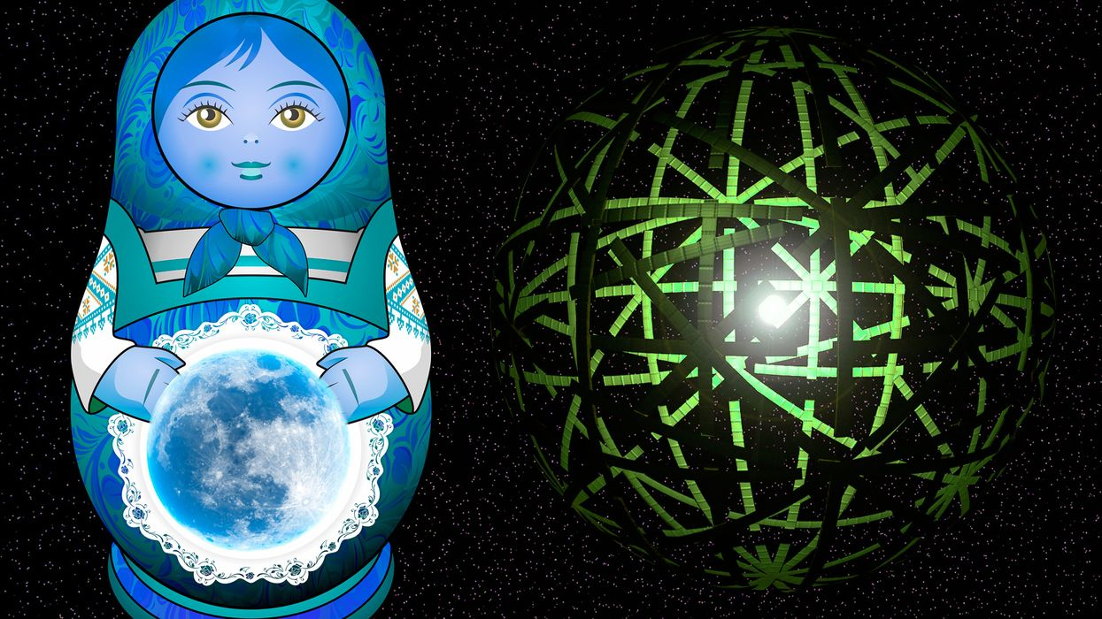 Matrioshka Brain: How advanced civilizations could reshape reality