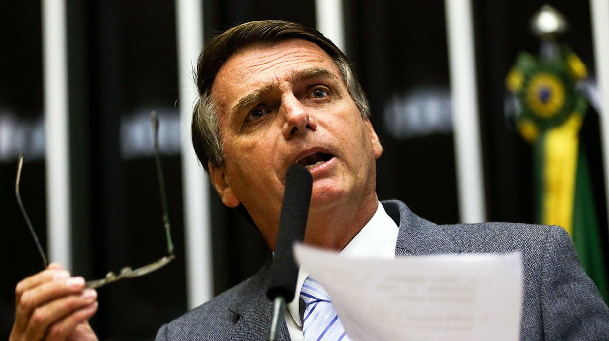 Brazil's New President Could Spell Catastrophe for the Amazon, Indigenous Rights and Global Climate