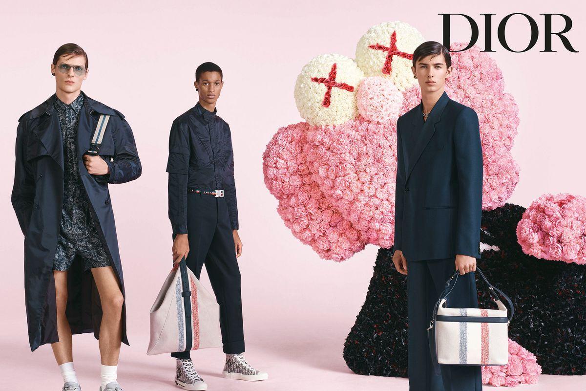 Kim Jones Unveils His First Dior Men Campaign