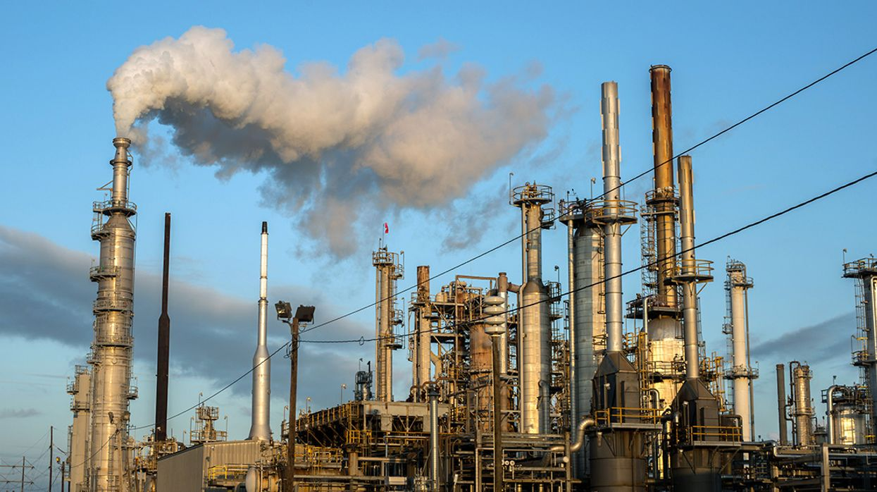 Why Plans to Turn America's Rust Belt Into a New Plastics Belt Are Bad News for the Climate