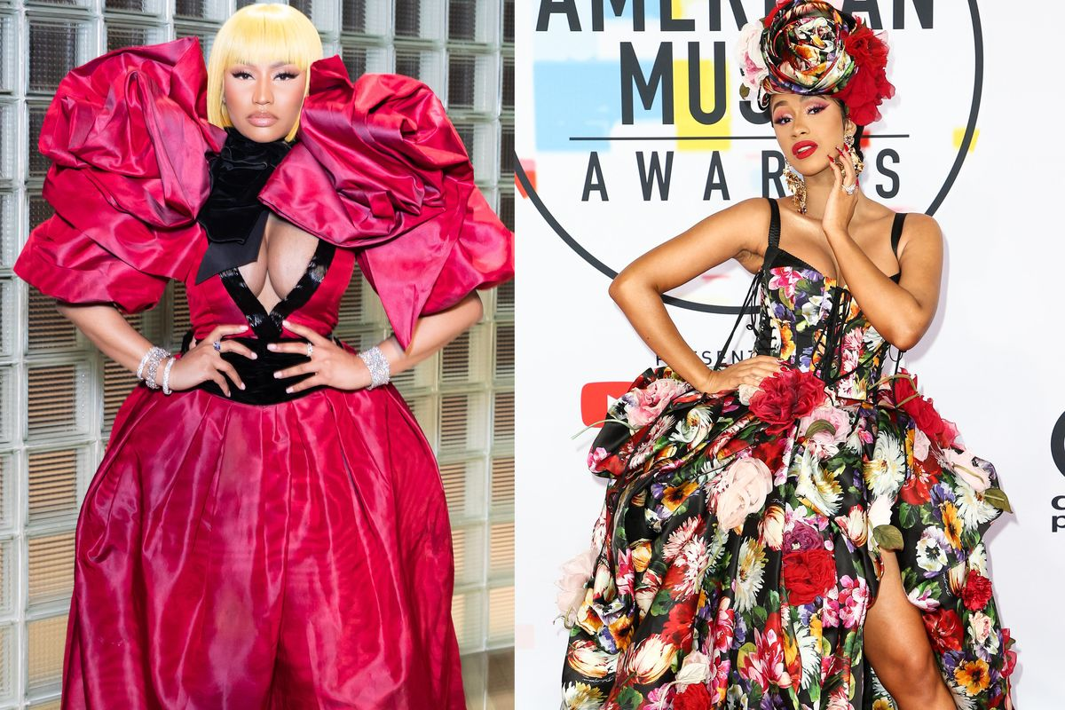 Nicki Minaj Offers $100K for Footage of Cardi B Fight