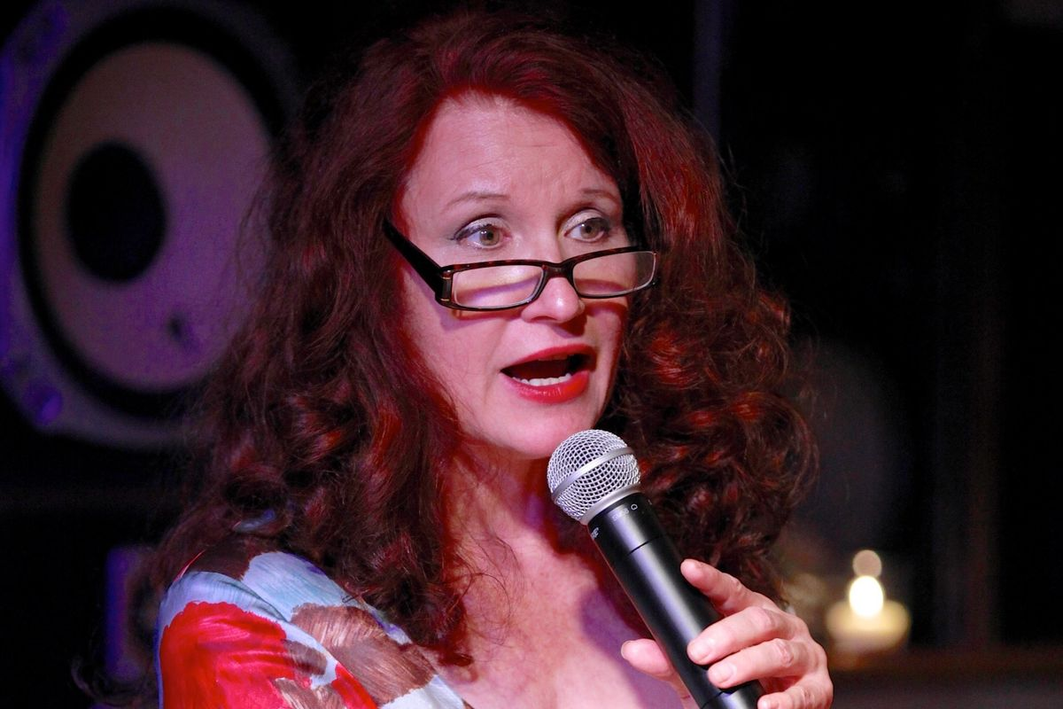 Legendary Performance Artist Karen Finley's New Book Is Grabbing Our Attention