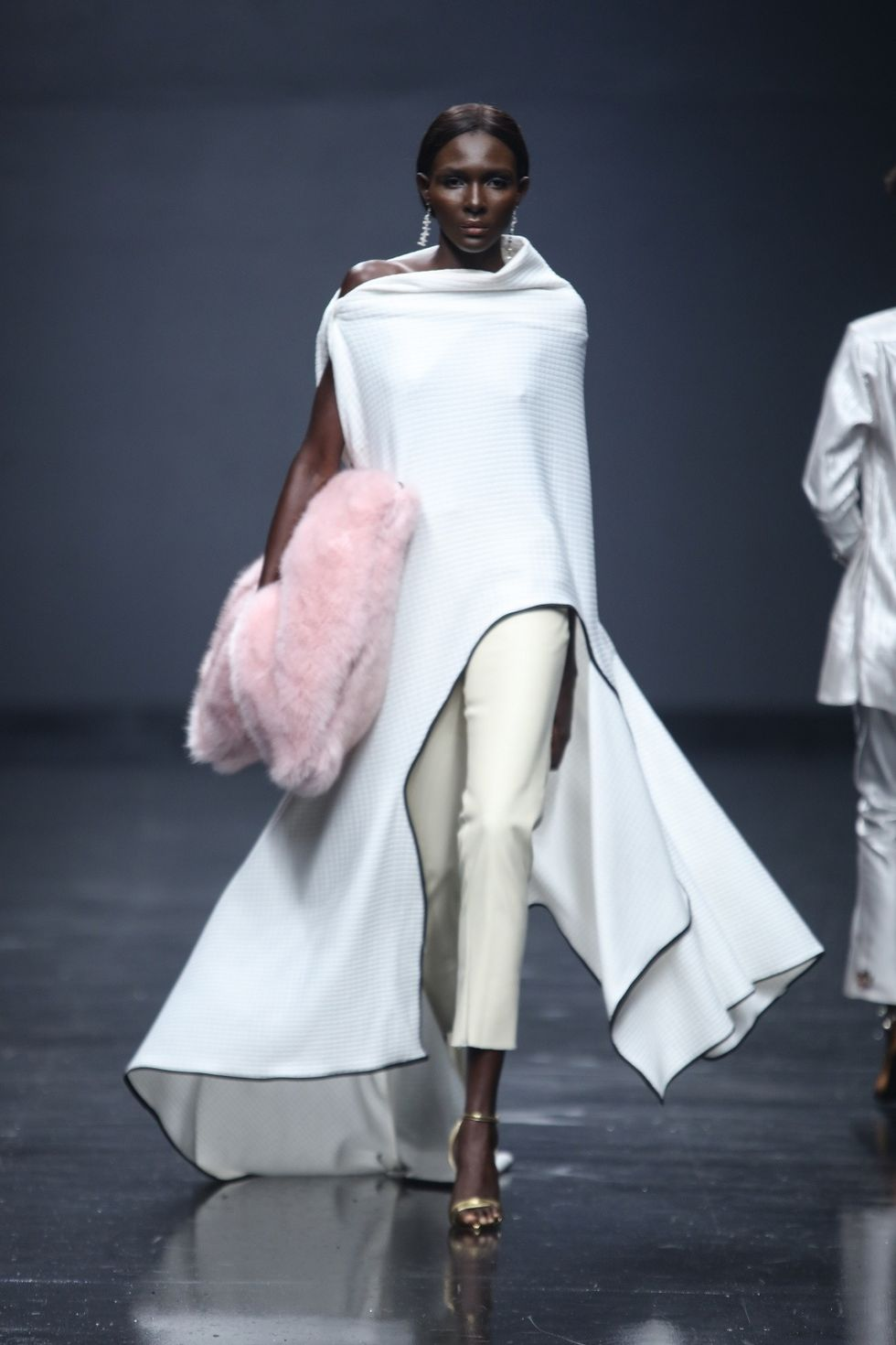 The 10 Best Moments From Lagos Fashion Week 2018 Okayafrica