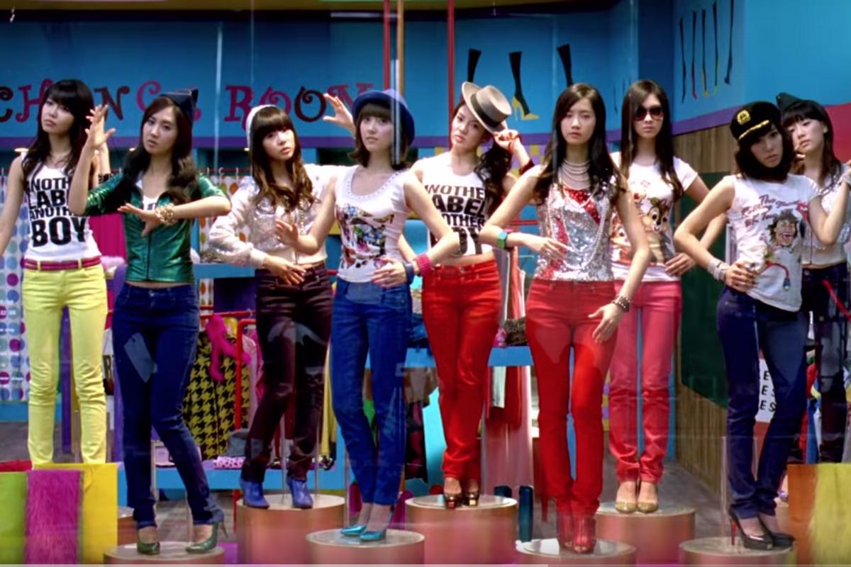 The ABC's of K-Pop