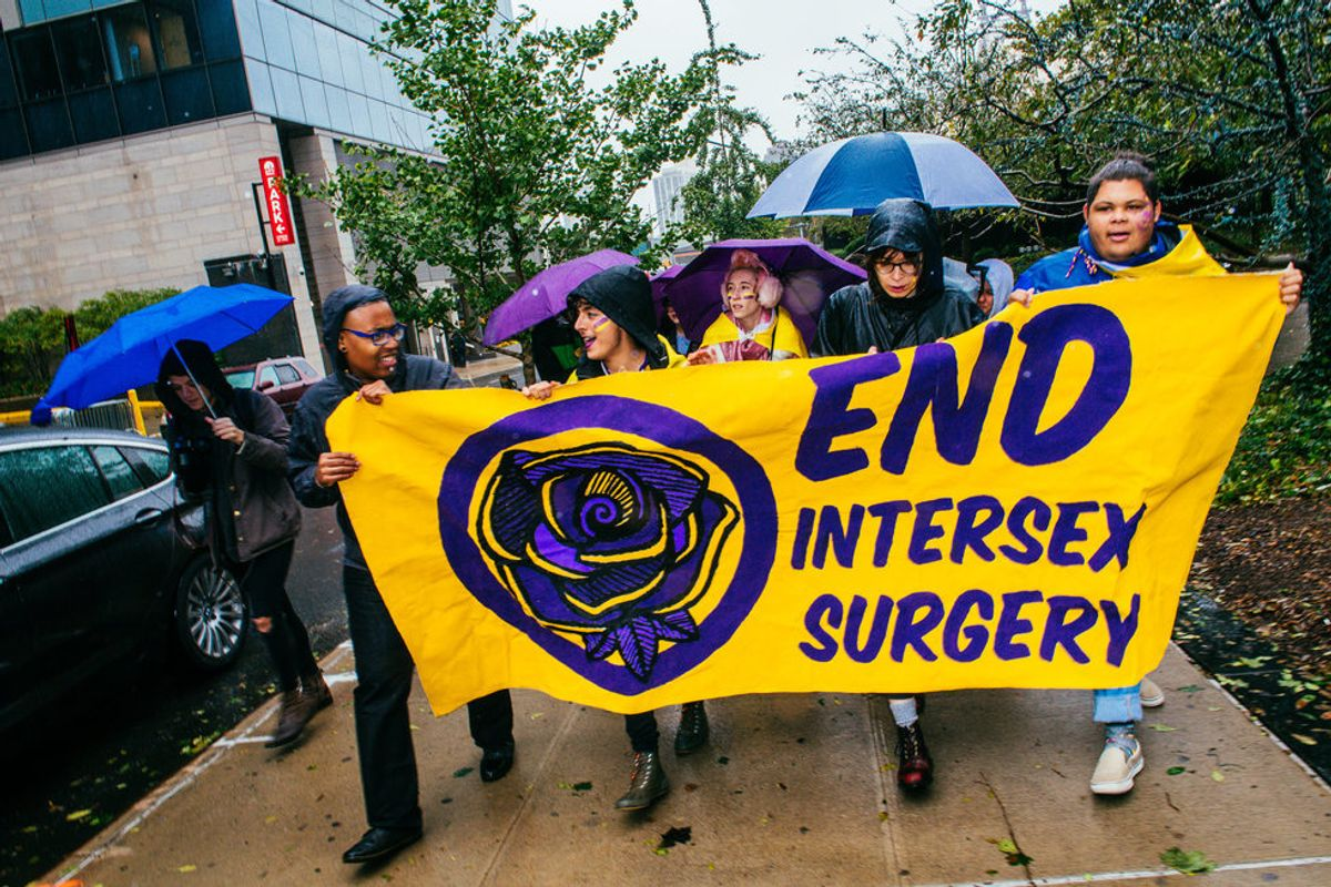 Intersex People Will Also Not Be Erased