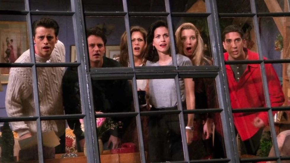6 Feelings During Midterm Week As Described By Each Of The 'Friends'