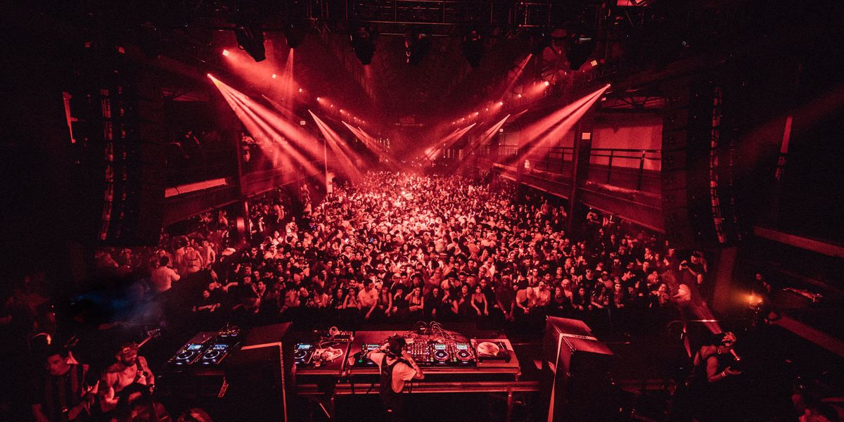 Fashion and Freaks Collide at Circoloco