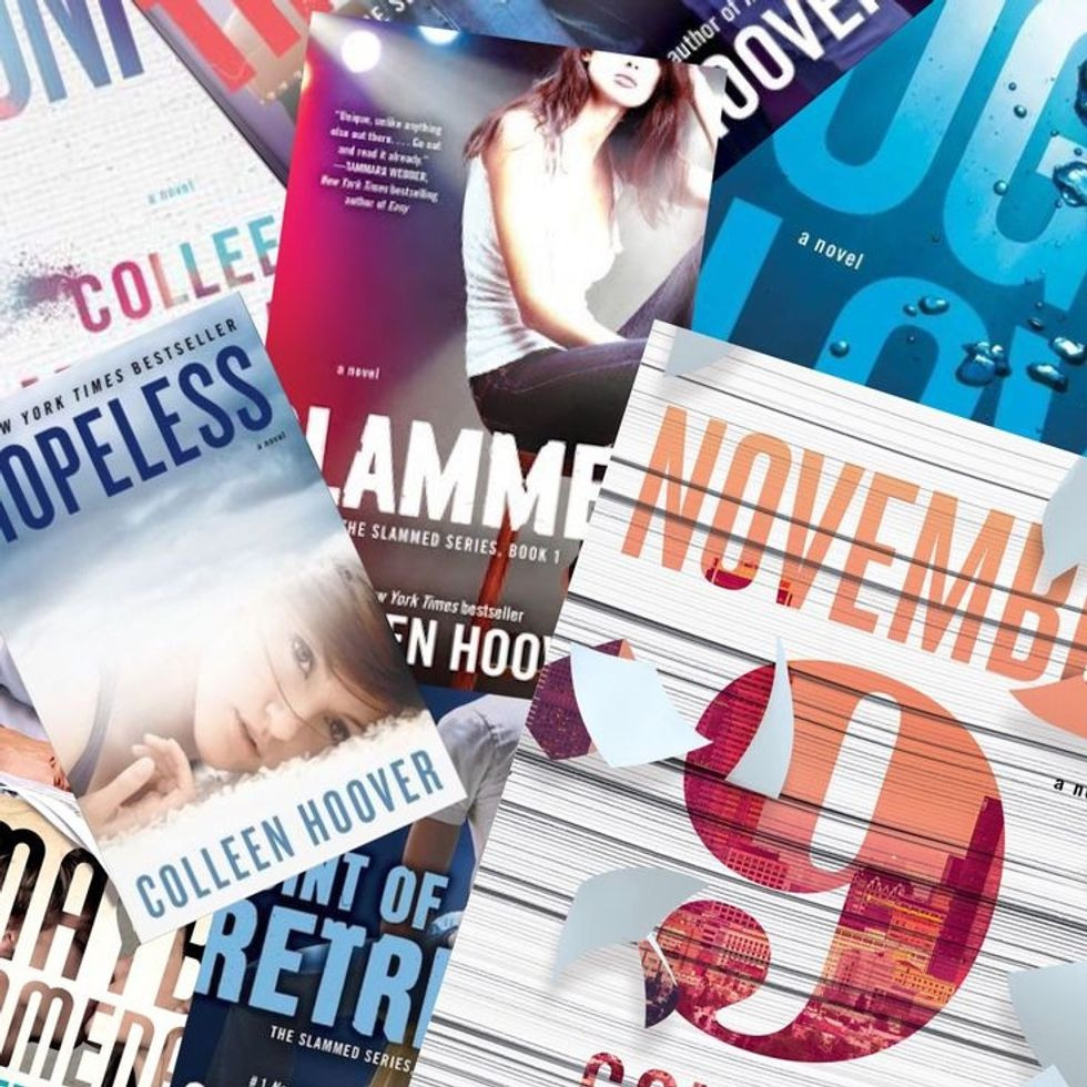 Colleen Hoover Should NOT be the queen of New Adult.