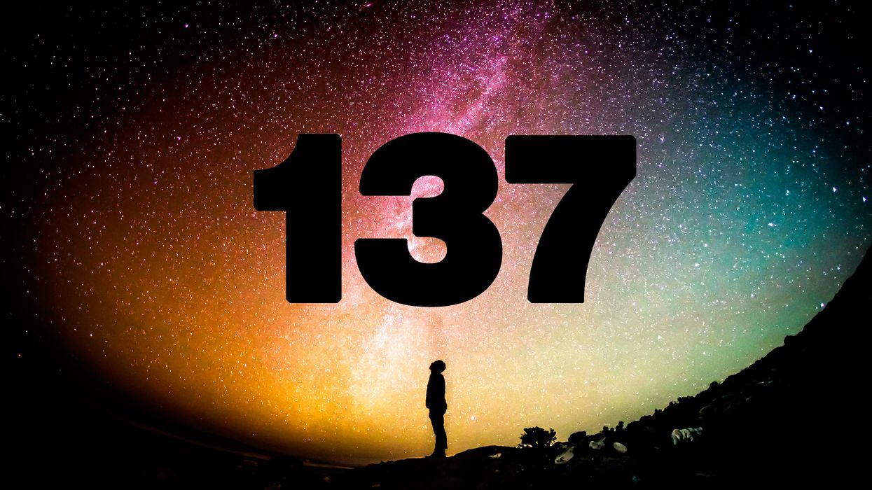Why the number 137 is one of the greatest mysteries in physics