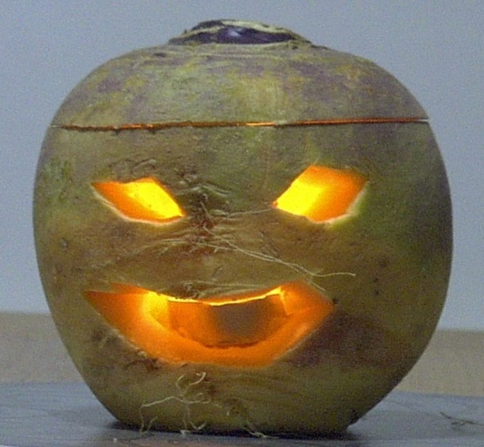 The Spooky History Of Halloween