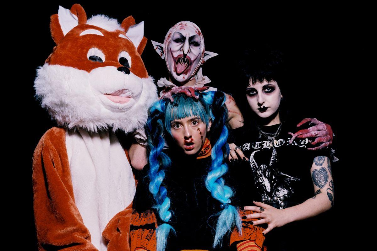 Ashnikko's New Video Is a Sexy-Gross Halloween Dream
