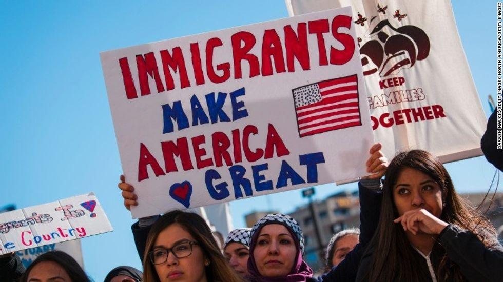 Immigrants Are Humans Too, Mr. Trump