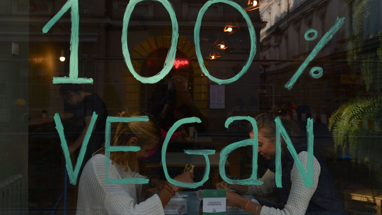 Will You Take the Vegan Pledge This Month?