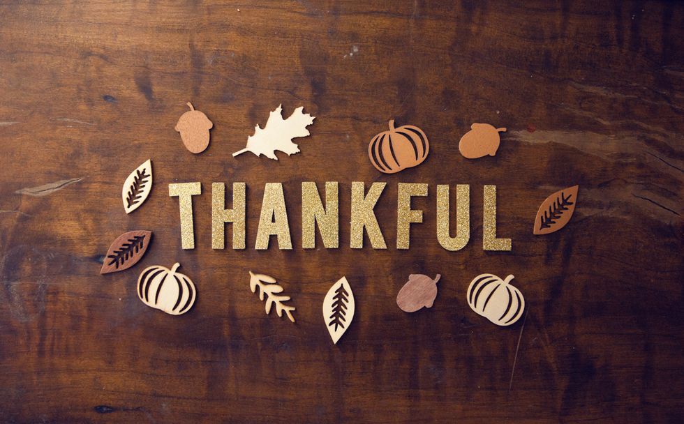 Are We Thankful?