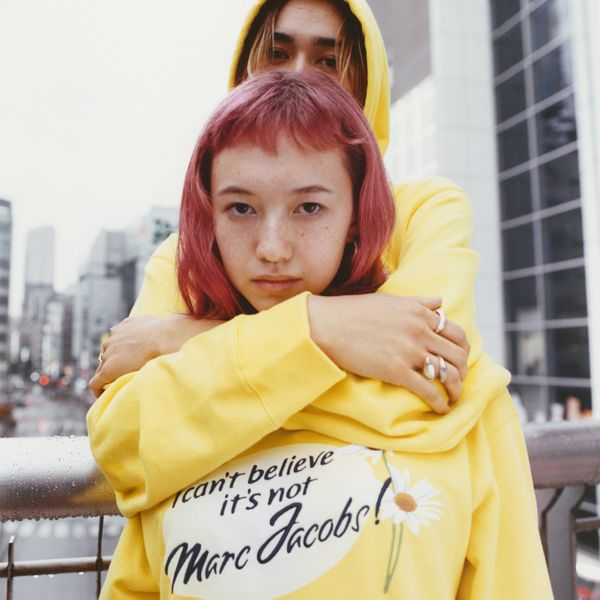 Would You Believe This Hoodie Is Marc Jacobs?