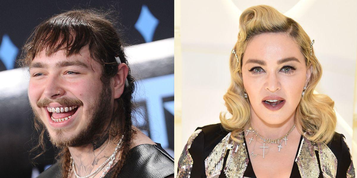 Madonna Loves Post Malone's Crocs Collab