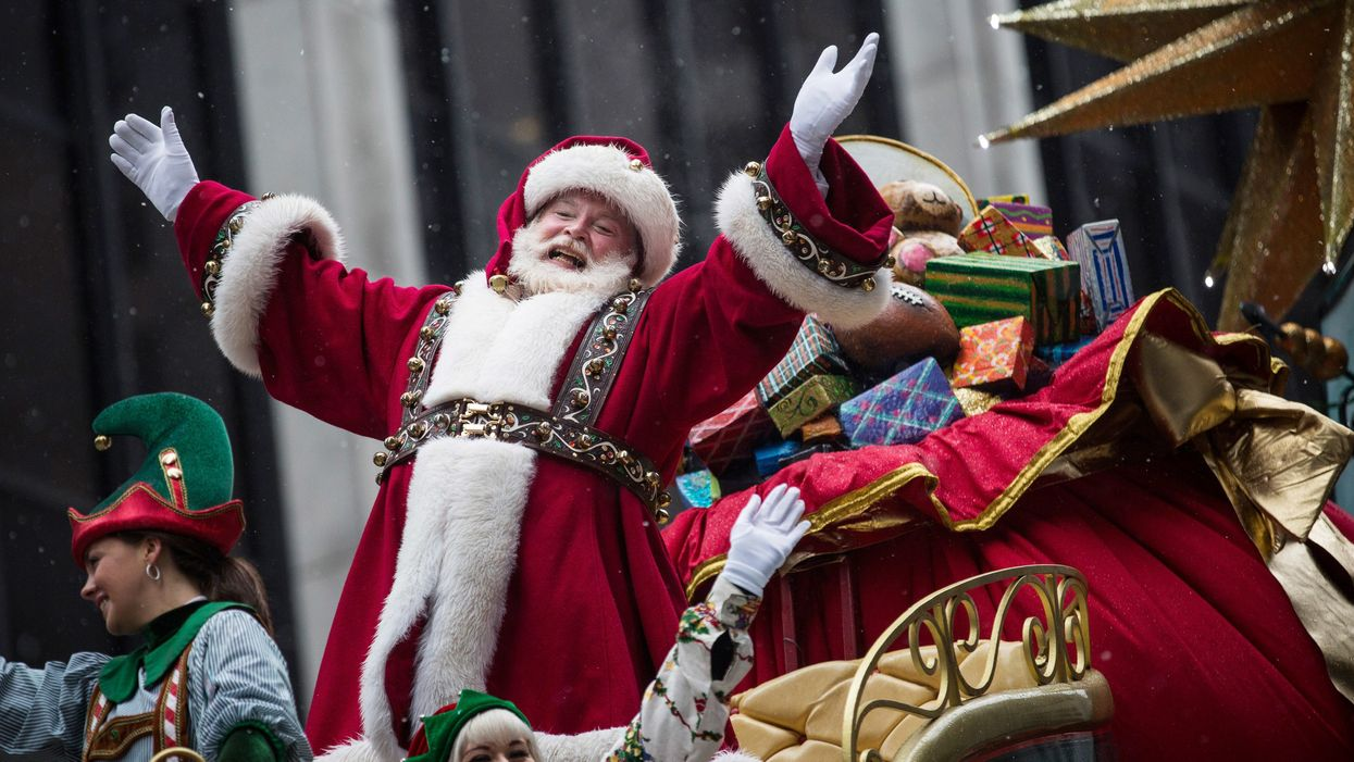 Too much Christmas music can damage your mental health
