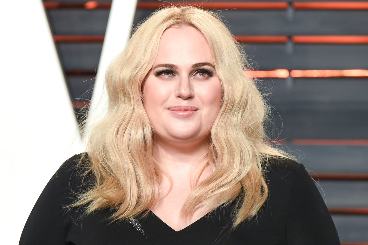 Rebel Wilson Got Fact Checked About Being The First Plus-Size Rom Com Star