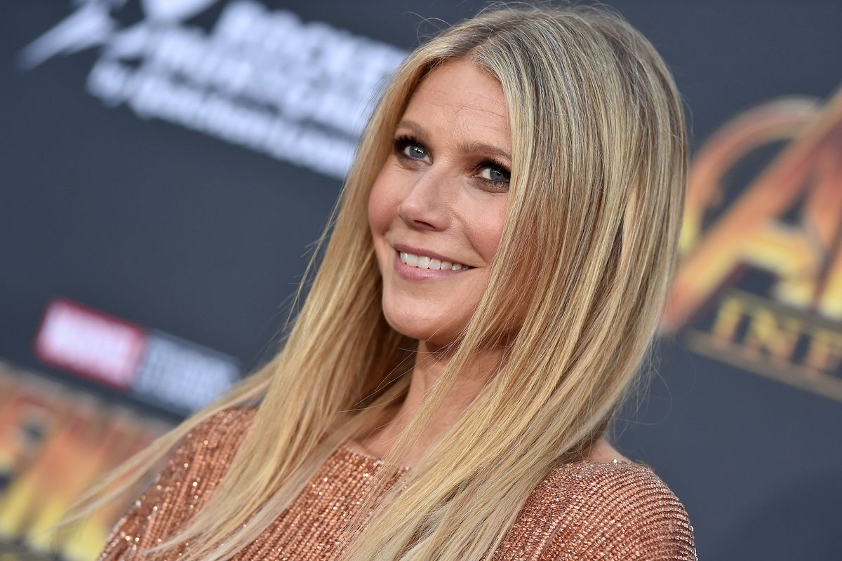 Gwyneth Paltrow Hired a War Photographer to Shoot Her Wedding