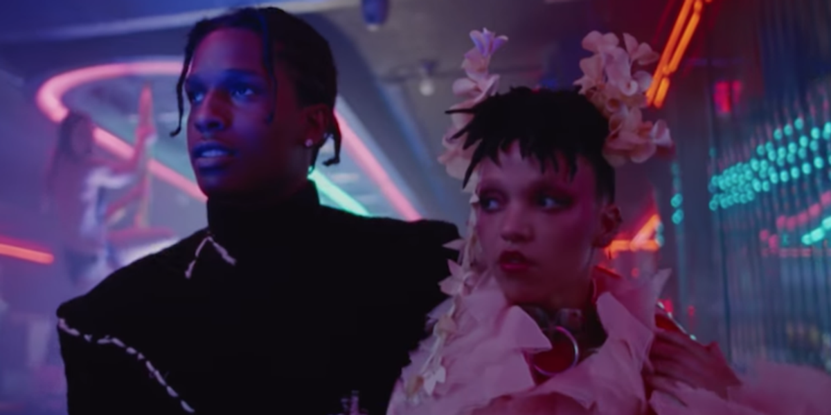A$AP Rocky and FKA Twigs Prove There's No Rest For the Wicked