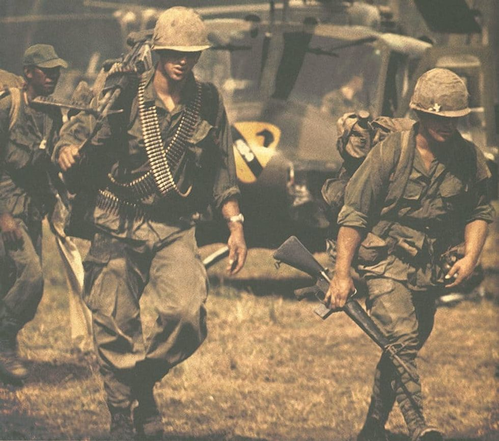 5 Ways Us Military Combat Uniforms Have Changed Since Vietnam Americas Military Entertainment Brand