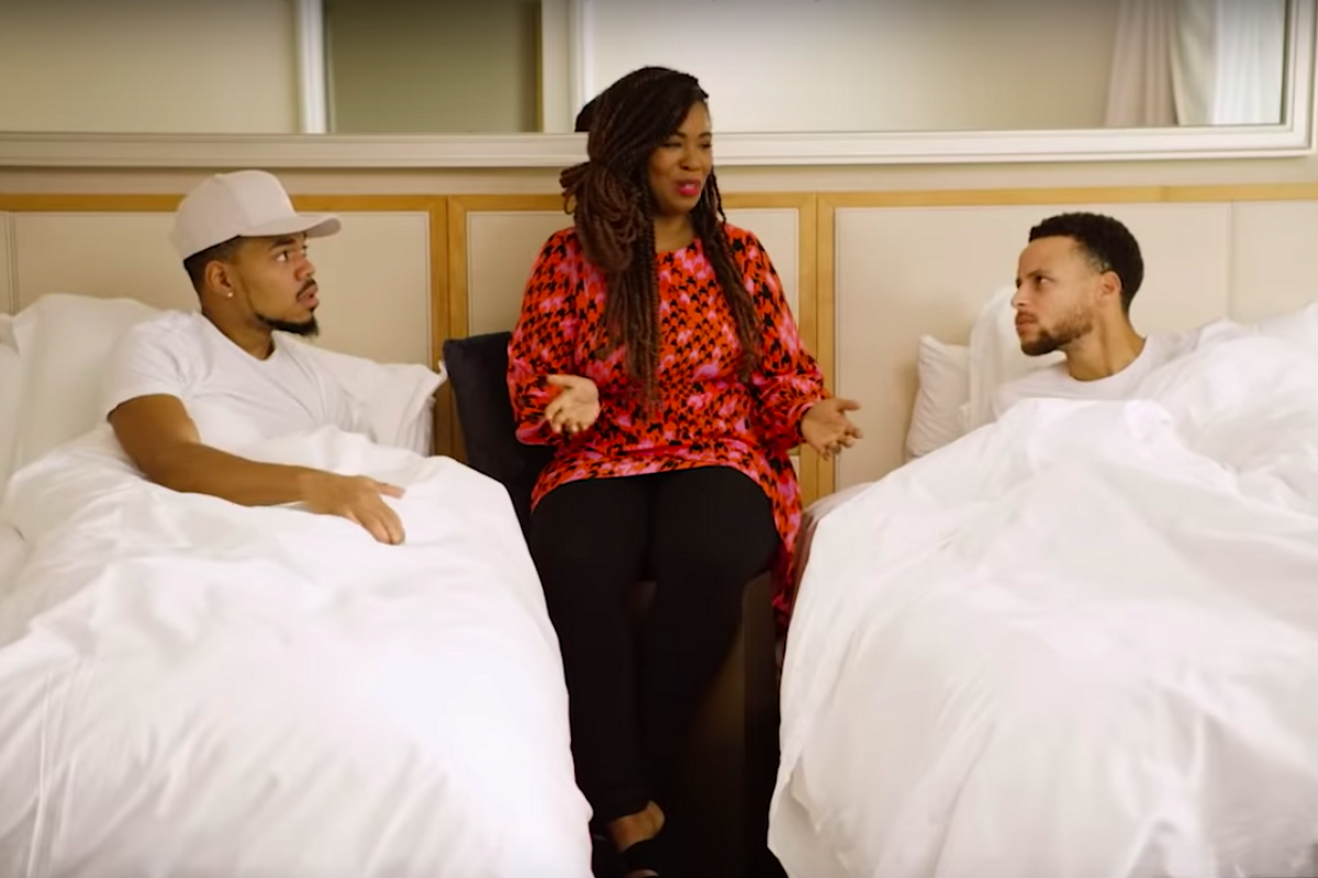 Chance the Rapper and Stephen Curry Star in Voting Explainer Video