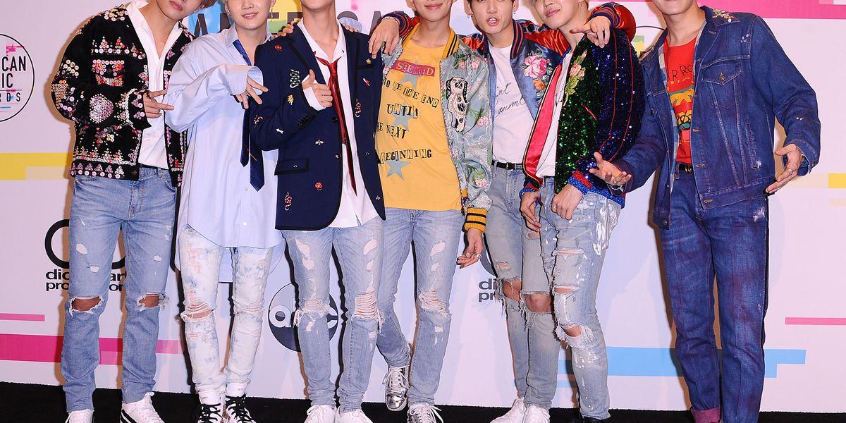 BTS Wins at 2018 MTV European Music Awards