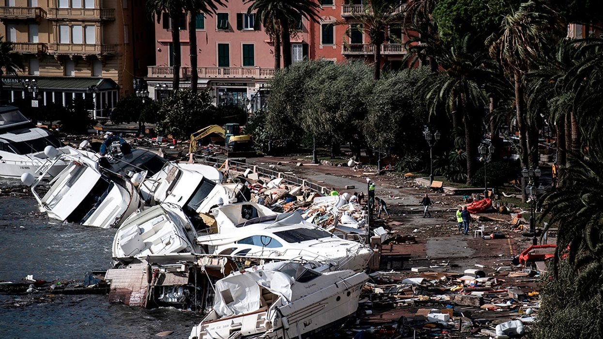 Tragedy in Sicily Pushes Italian Storm Deaths Above 30